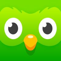 Icono de Duolingo